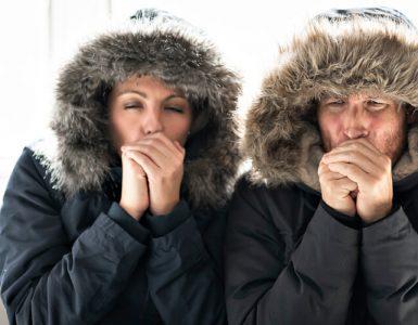 Cold home - British Gas HomeCare